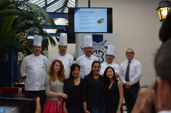 Graduated 3rd in the cohort - really made me believe that I could do something amazing with pastry!