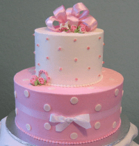 Baby Shower Cakes: Baby Shower Cakes For A Girl Ideas
