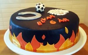 Elvars tårta