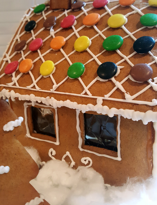 Ginger bread house - pepparkakshus