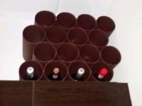 PVC wine rack | Cakes by Kay
