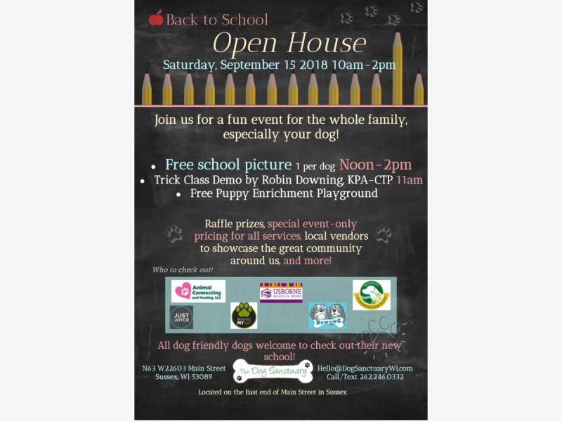 Sep 15 Back to School Open House Menomonee Falls, WI Patch
