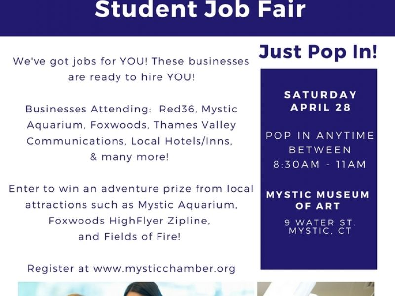 Apr 28 Work it! Building Your Career Confidence Student Job Fair
