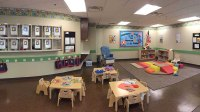 Daycare Design in Houston, TX - Calbert Design Group