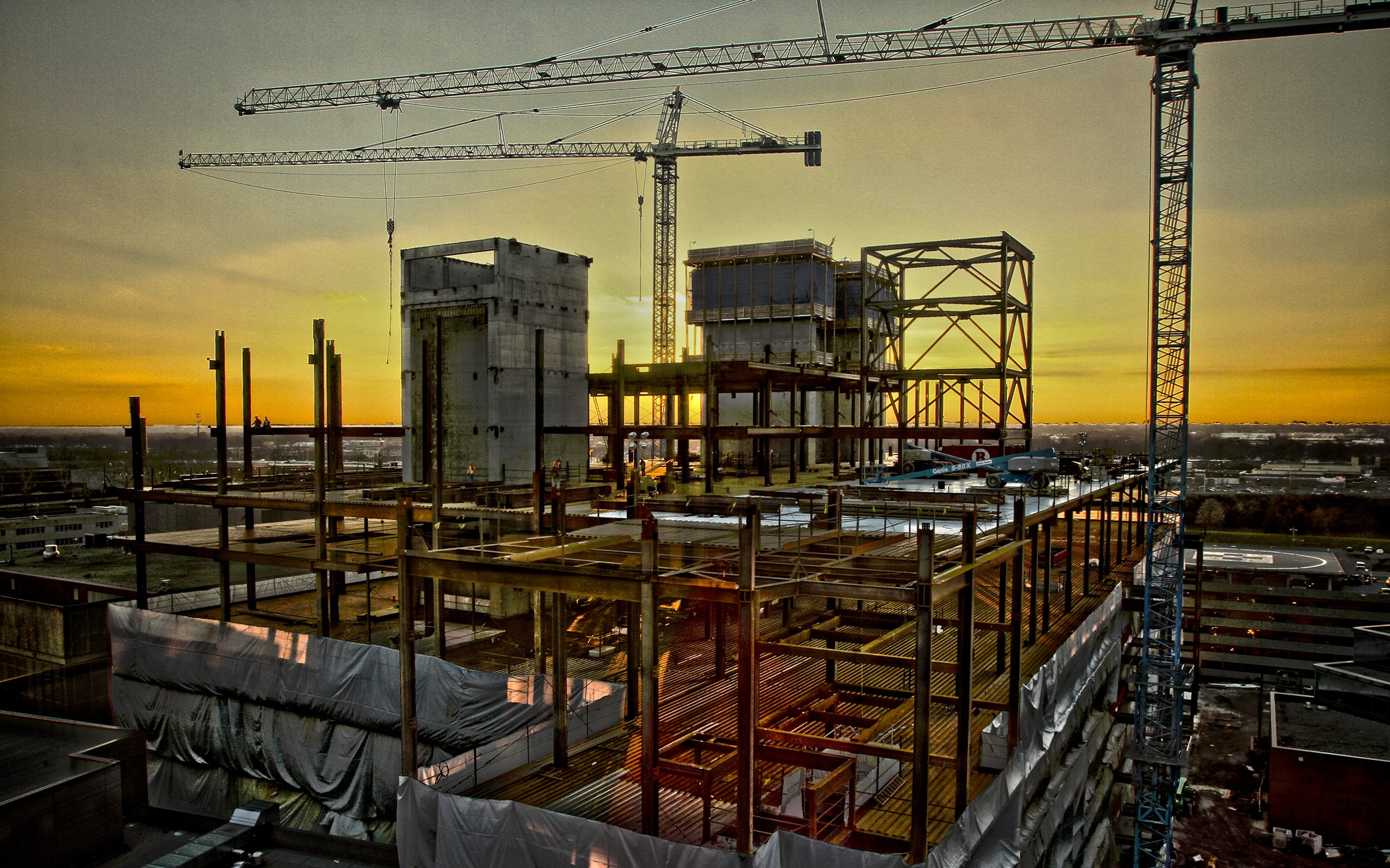 Building Construction Projects Security On Large Construction Projects The Payment