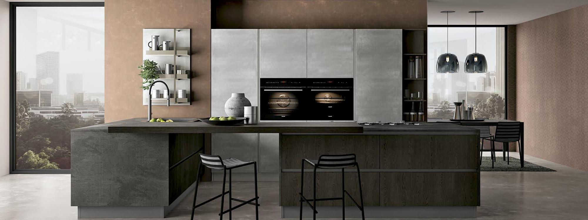 Cucina Lube Modello Clover   Centro Cucine Lube Verona Cuine In ...