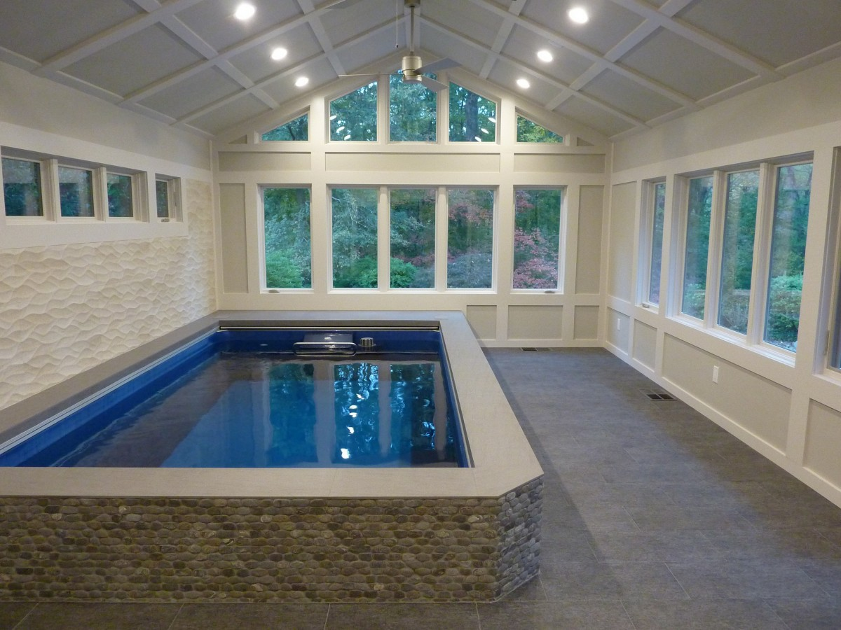 Jacuzzi Endless Pool Endless Pools Swim Spa Modular Original Aberdeen