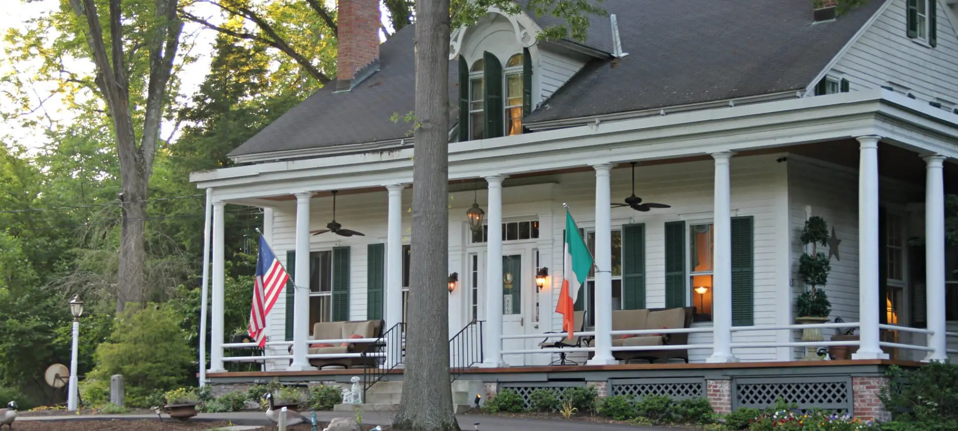 B&b Luxe Caldwell House Bed And Breakfast Hudson River Valley Ny