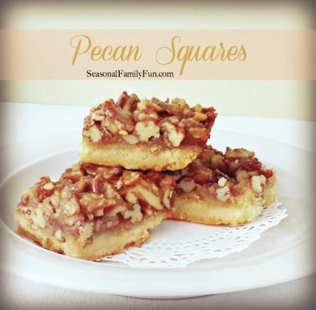 Pecan-Squares