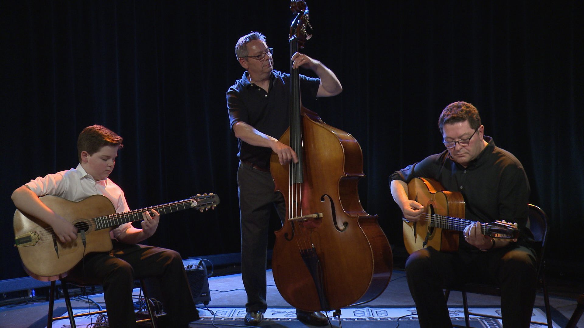 Boston Jazz Events Calendar Events Calendar Jazzboston Henry Acker Gypsy Jazz Trio At The Boston Cheese Cellar