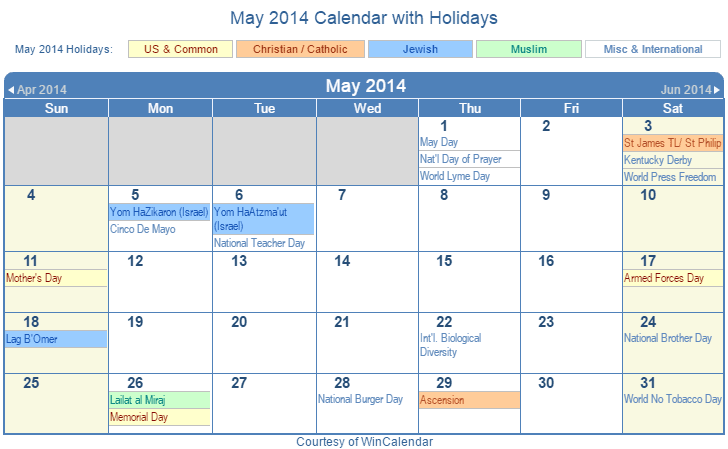 Calendar With Bank Holiday 2014 Calendar For Year 2018 United Kingdom Time And Date Print Friendly May 2014 Us Calendar For Printing