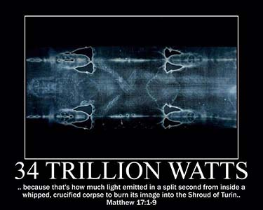 The Shroud of Turin is not a fake