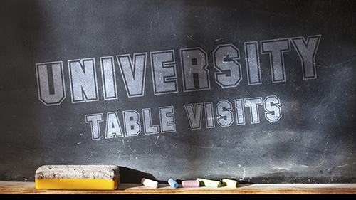 Brookhaven College - University Visit UNT