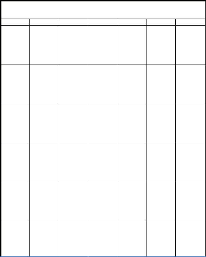 printable blank calendar template - Printable Blank Calendar
