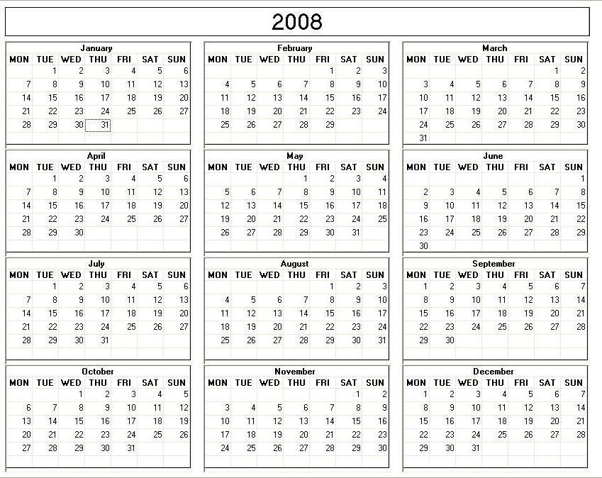 Ethiopian Calendar Online 2005 Ethiopian Calendar Official Site 2008 Printable Blank Calendar Calendarprintables