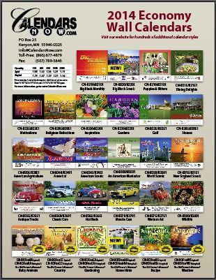 Check Out Our New Economy Calendar Flyer - Calendars Now  Calendars Now