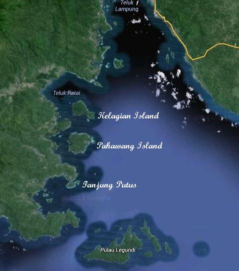 objek wisata pulau pahawang