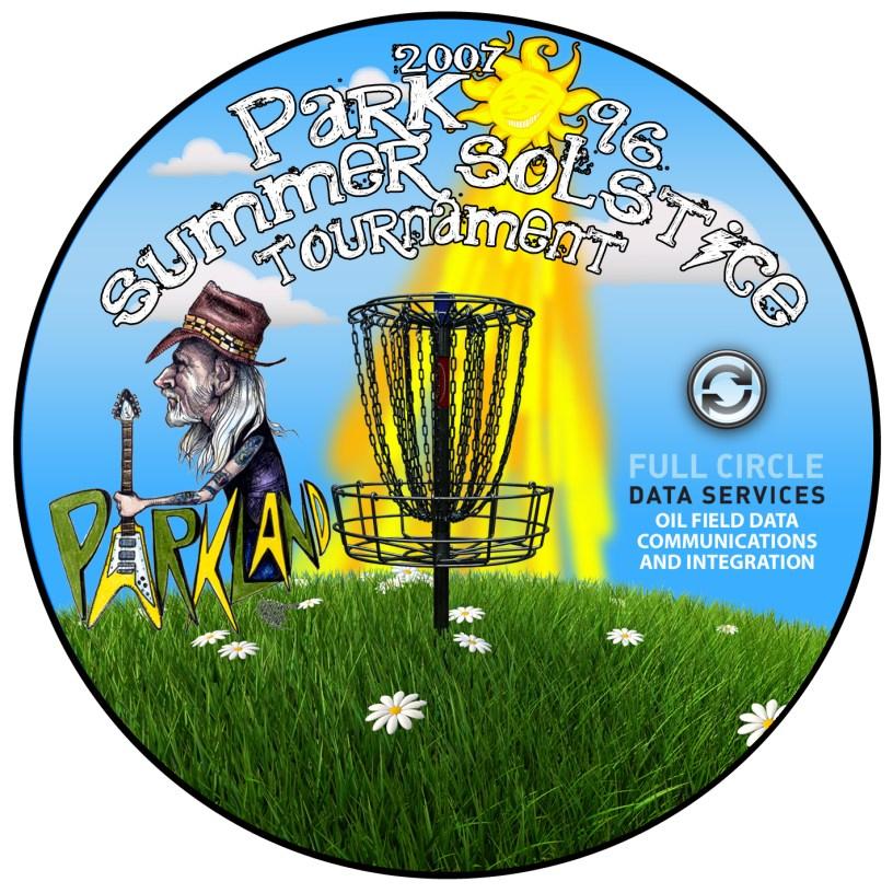 2007 Summer Solstice Disc