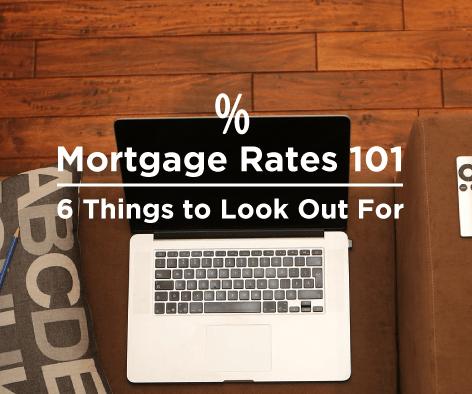 Calgary Mortgage Rates 101