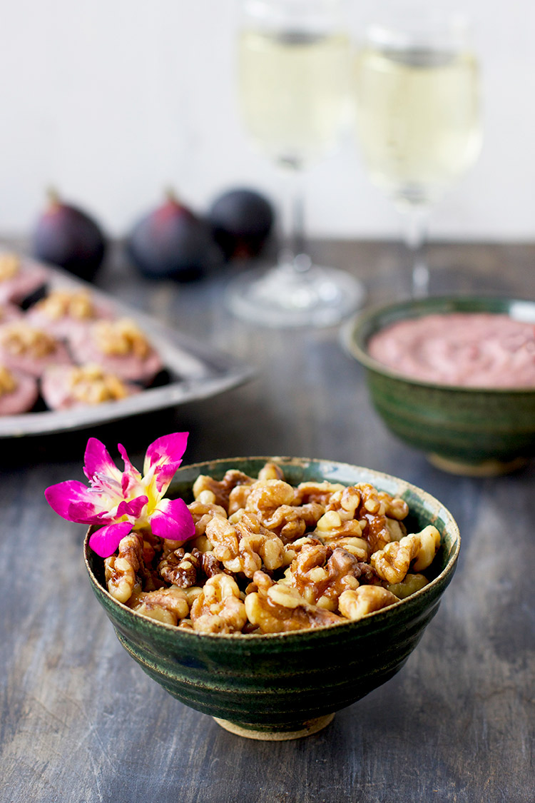 Maple-Walnuts