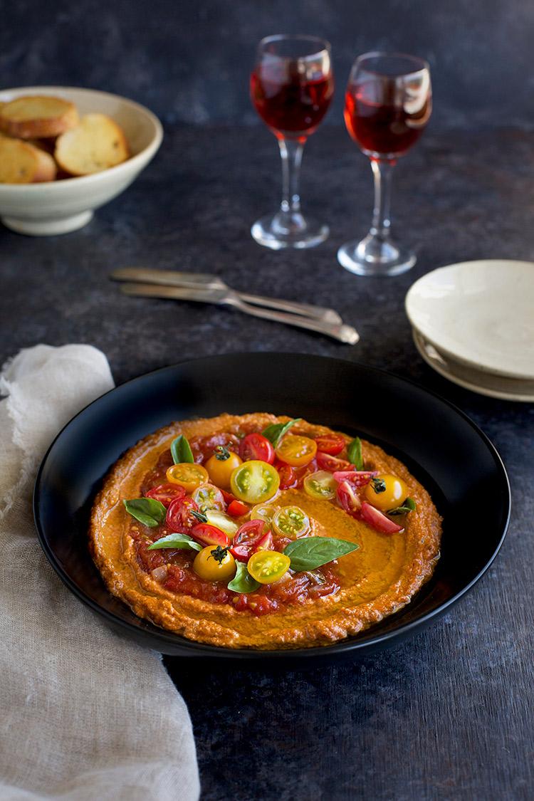 Caramelized Herb Tomato Pesto