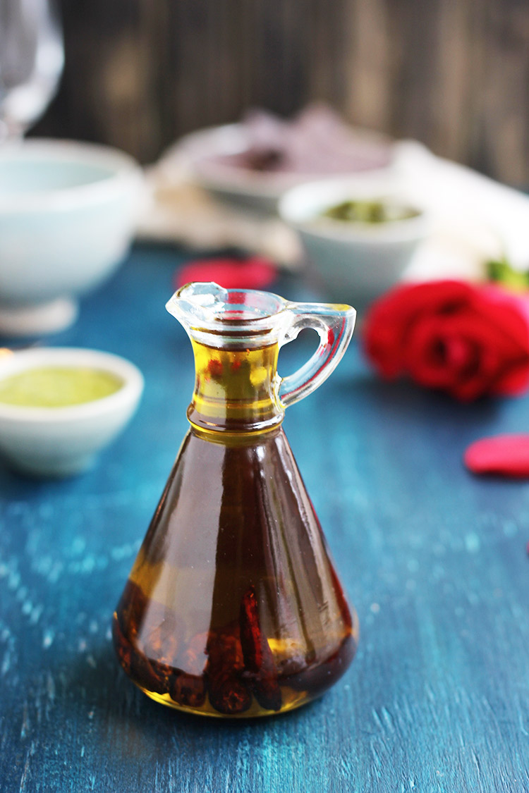 Chili Olive Oil Recipe:
