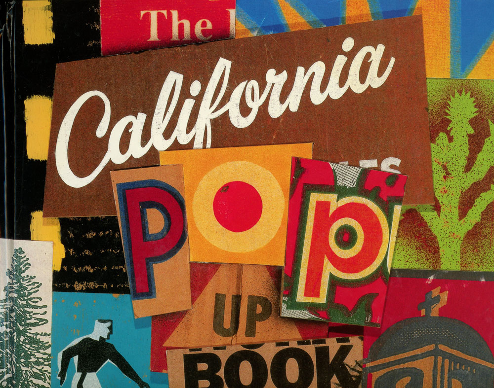 Pop Up Book Cover Details About Carlos Alamarez Judith Freeman William Claxton California Pop Up Book 1st Ed