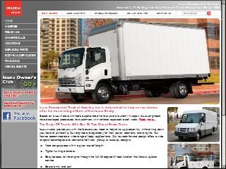Isuzu Motors America 13340 183rd St Cerritos Los Angeles