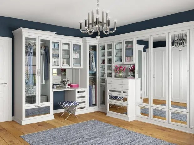 Ikea Wardrobe Valet Walk In Closets - Designs & Ideas By California Closets