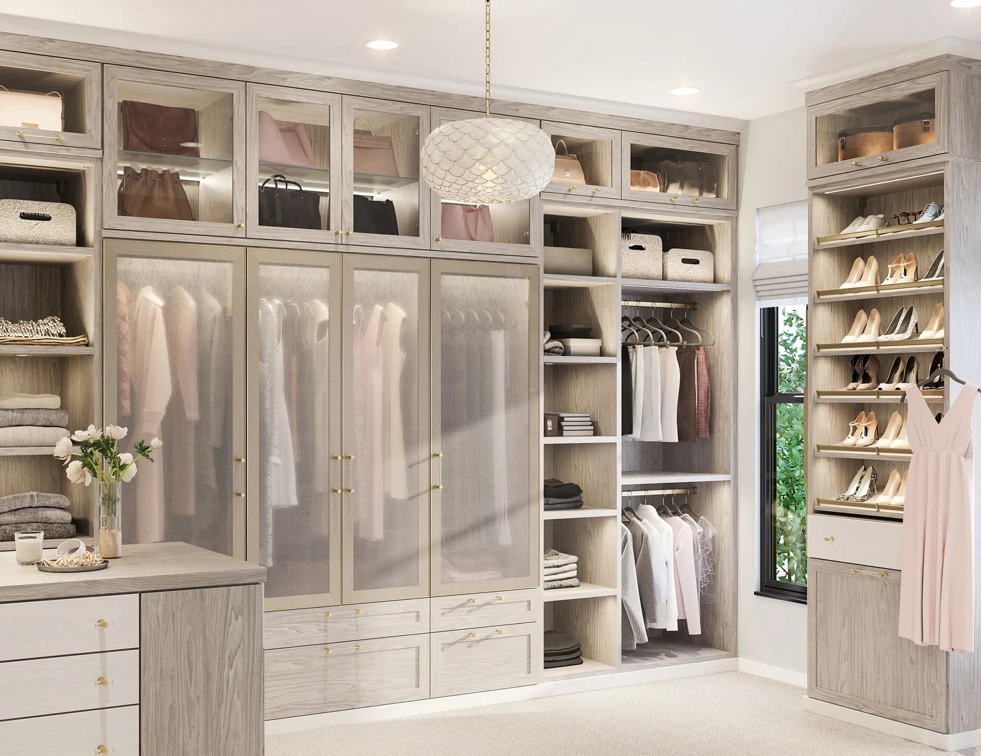 Working Wardrobes Walk In Closets Designs And Ideas By California Closets