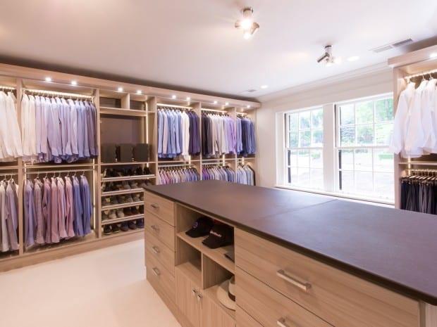 Custom Closets Custom Closet Storage Design By