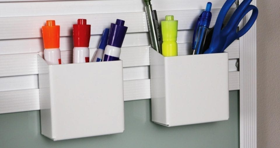 Office Accessories  Track Wall Systems - California Closets