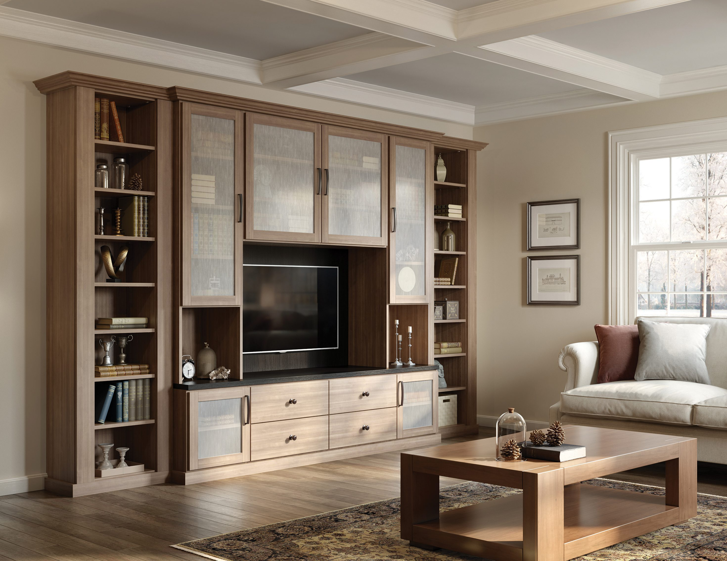 Photos Of Living Room Designs Family Room Storage Living Room Design Ideas By California Closets