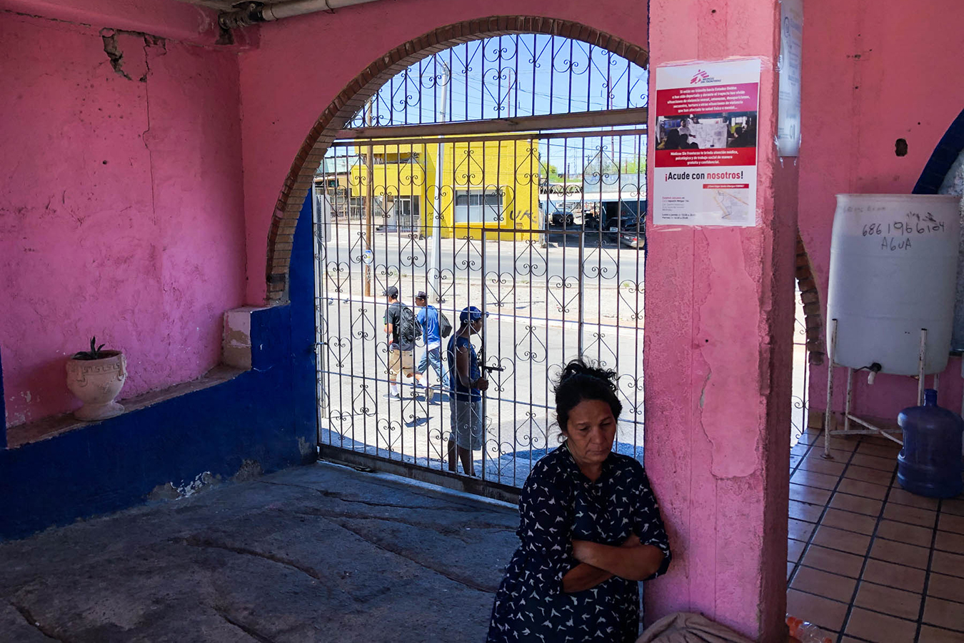 Kff Mexico Heat And Violence Pose Twin Threats For Asylum Seekers
