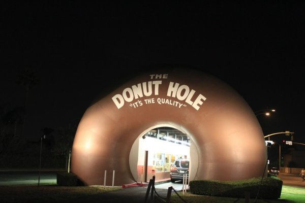 donut hole la puente entrance1