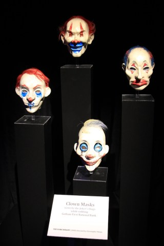 Joker Masks 320x480
