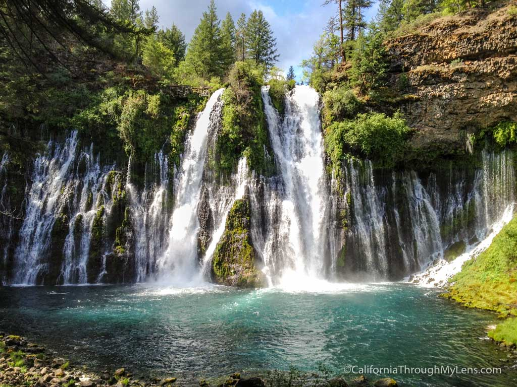 Natural Falls Wallpaper Free Download California Waterfalls List 45 Waterfalls I Have Explored