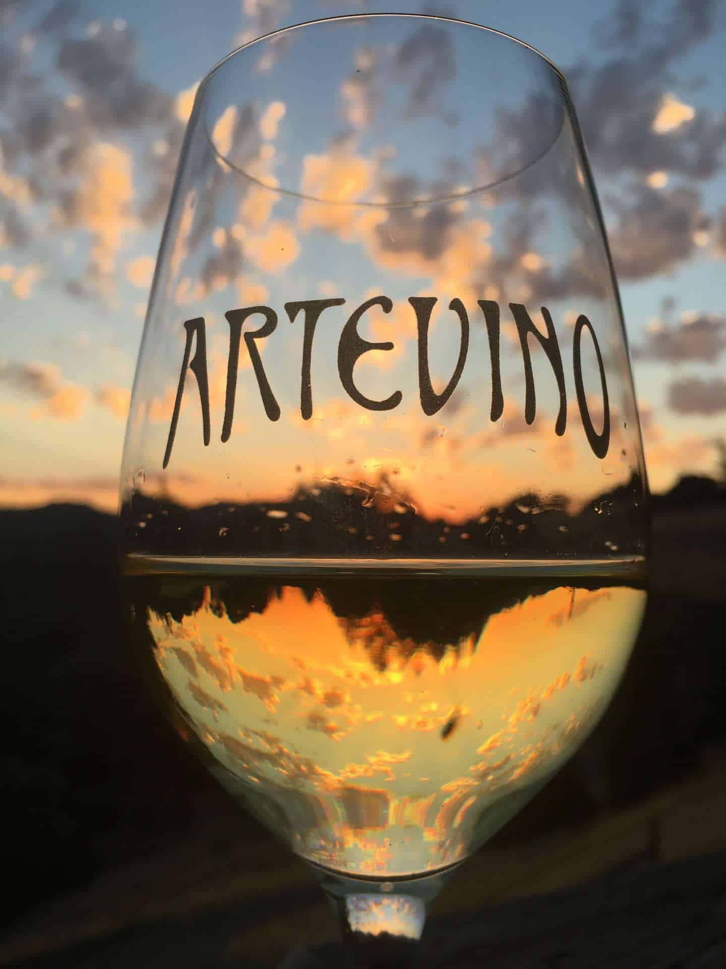 Artevino Wine Cellar Artevino Maple Creek Winery California Winery Advisor