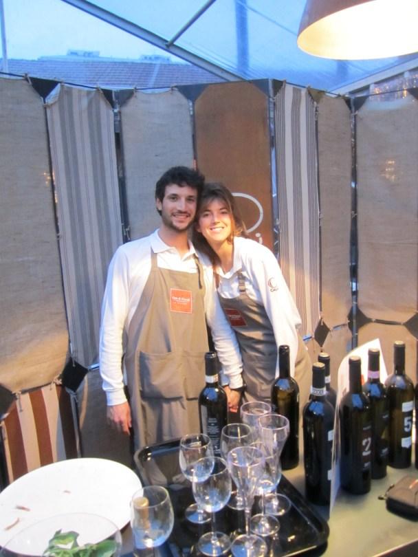 Stefano e Martina