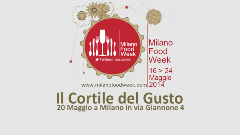 CALI@ MILANO FOOD WEEK 2