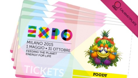 TICKET EXPO2015 CALI@HOTPLATE