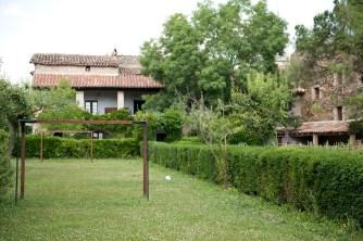Casa Prat - jardí