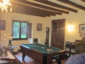 Casa Prat - billar