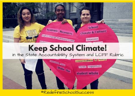 Keep School Climate