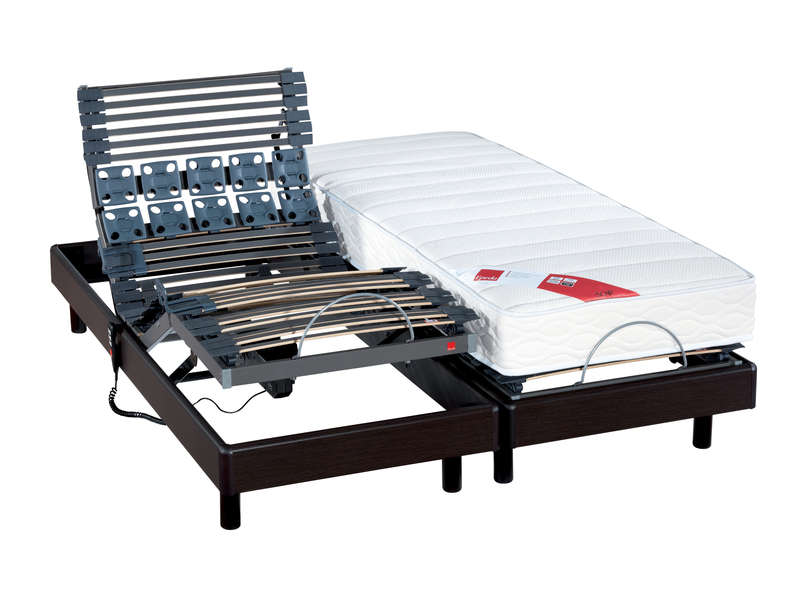 Matelas Latex 160x200 Conforama Sommier De Relaxation 2x80x200 Cm Epeda Soiree – Call2win