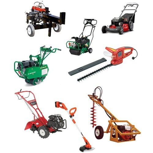 Yard Tool: Roto-Tiller, Weed Whip, Chainsaw & Other Small Engine Repair