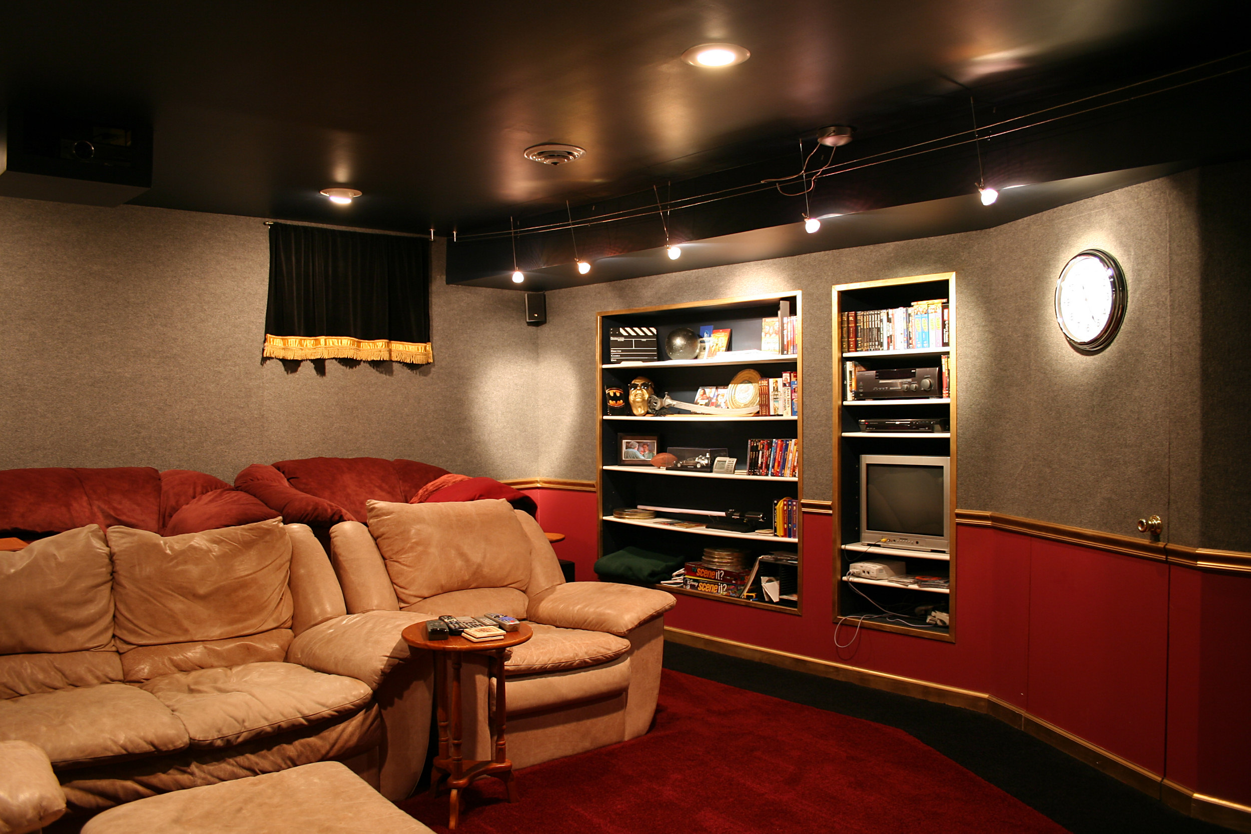 Home Theater Room 25 Amazing Home Theater Systems Dream Home Ideas