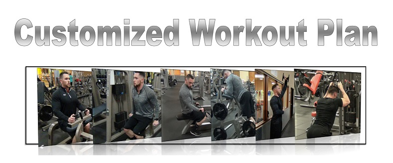 Customized Workout Plan - Online Personal Training Programs
