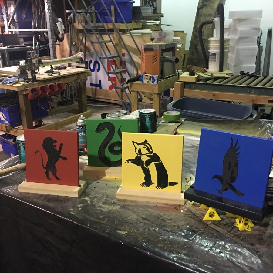 House Table Markers