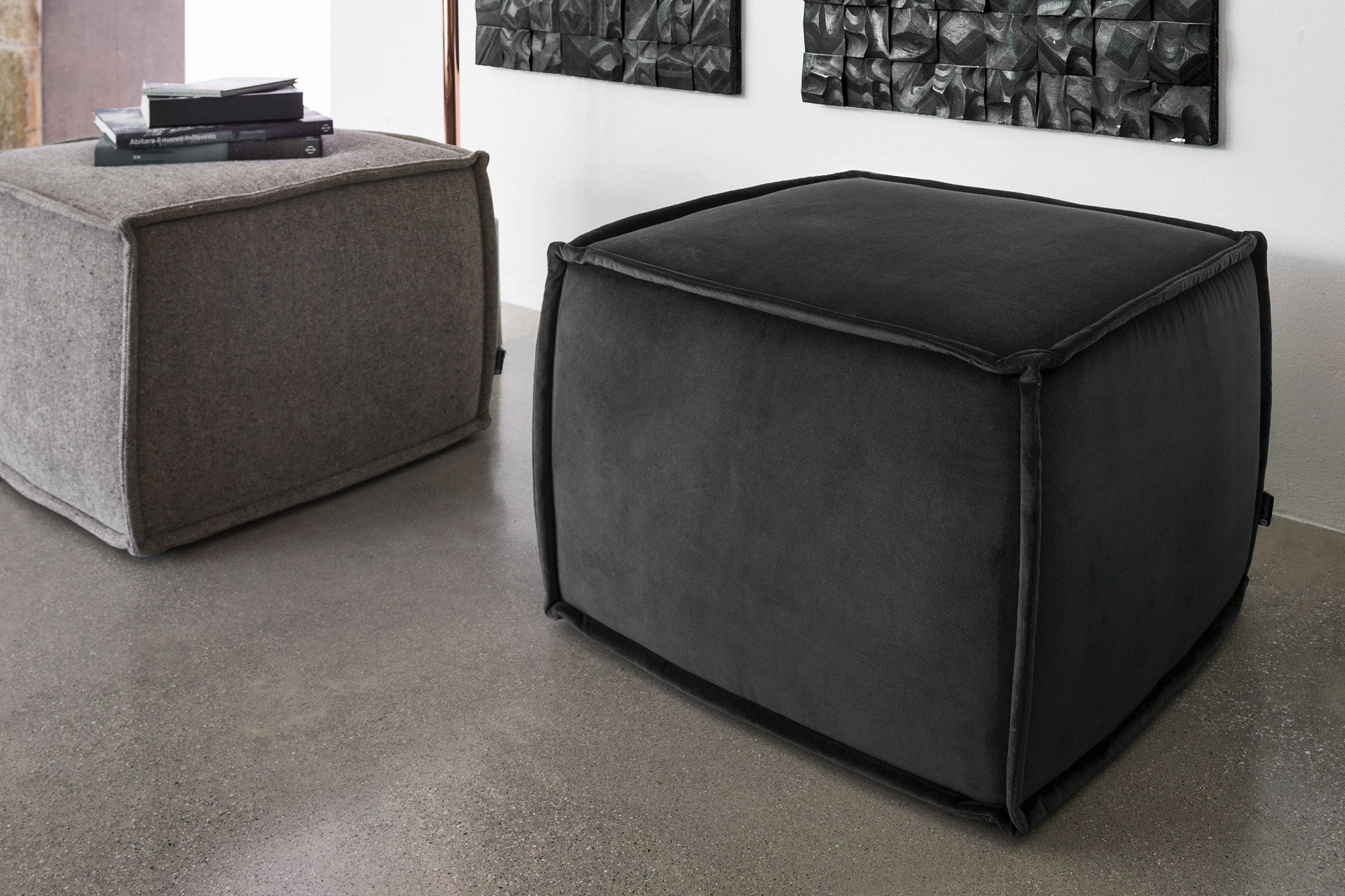 Sofa Lounge Nyc Soap Ottoman Pouf Calligaris Nyc New York City